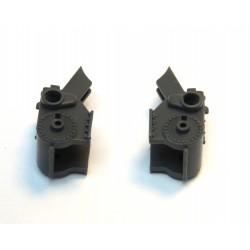 Zylinderpaar grau Dampflok BR 52