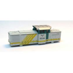 Gehäuse Oberteil KEG 0602 Diesellok V60 96133