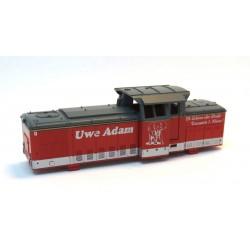 Gehäuse Oberteil Uwe Adam 3 Diesellok Tillig 96136 V60 BR106