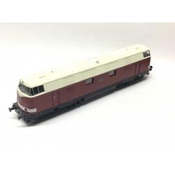 Diesellok BR 118 256-7 DR Sparlackierung Dummy 02695 Tillig