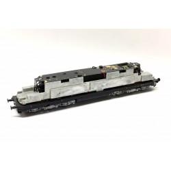 """Fahrwerk BR 118 V180 Diesellok 6achsig C""""C"""" schwarz/grau..."""