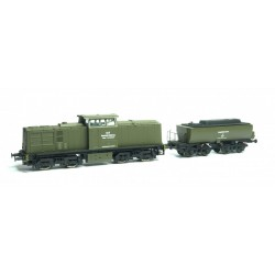 Diesellok BR 110 DR Lok 3 NVA Set 1