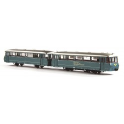 Triebwagen VT2.09 Express Junger Pionier
