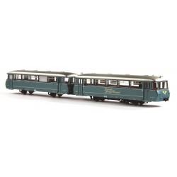 Triebwagen Kres VT2.09 Express Junger Pionier