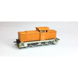 Diesellok VEB Leuna 162 V60 BR 106 DR Dummy  96135