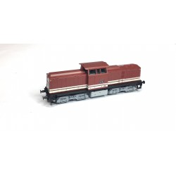Diesellok BR 110 026-2 DR mit Glockenankermotor