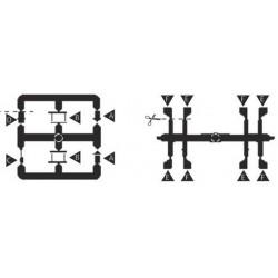 ZRT Zurüstatz Elektrolok E 44 BR 244 schwarz